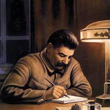 Пользователь Stalin