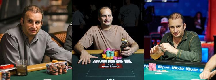 Эйб Моссери покер