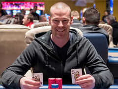 Patrik Antonius's biography