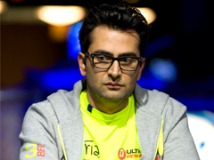 Antonio Esfandiari's biography