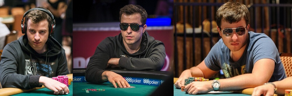 Artem Metalidi at WSOP