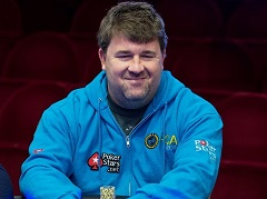 Chris Moneymaker's biography