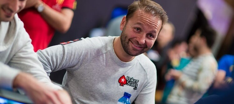 Daniel Negreanu's biography