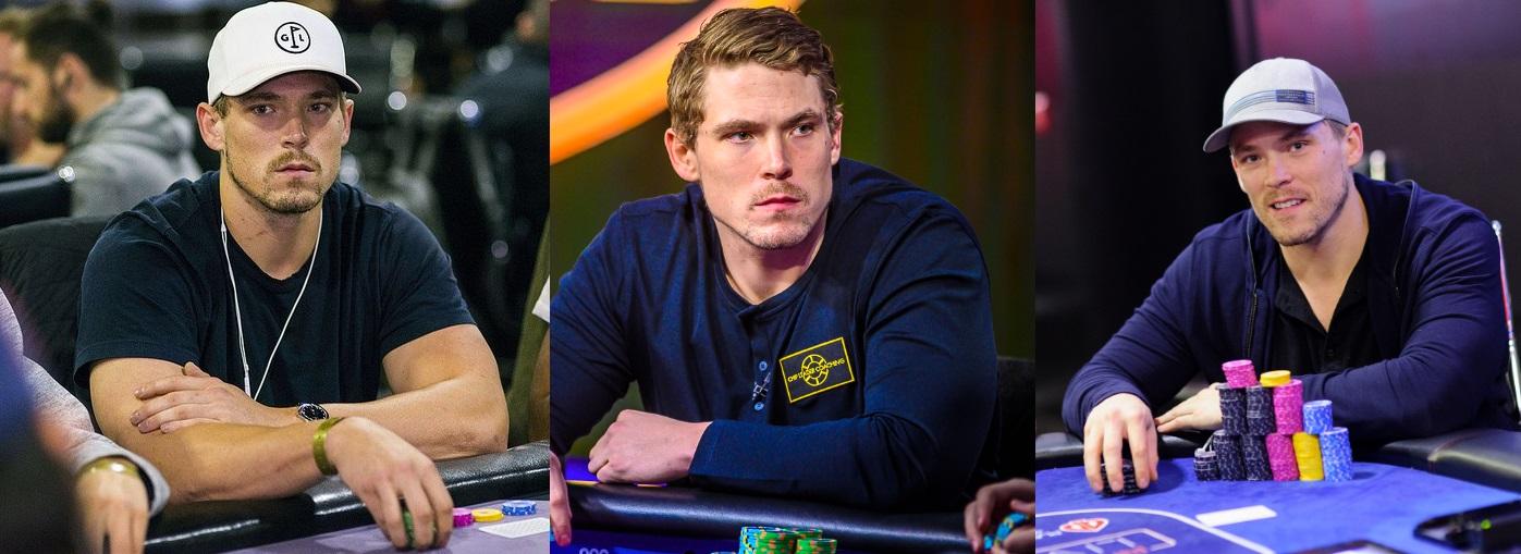 Фото Алекс Фоксен в покере