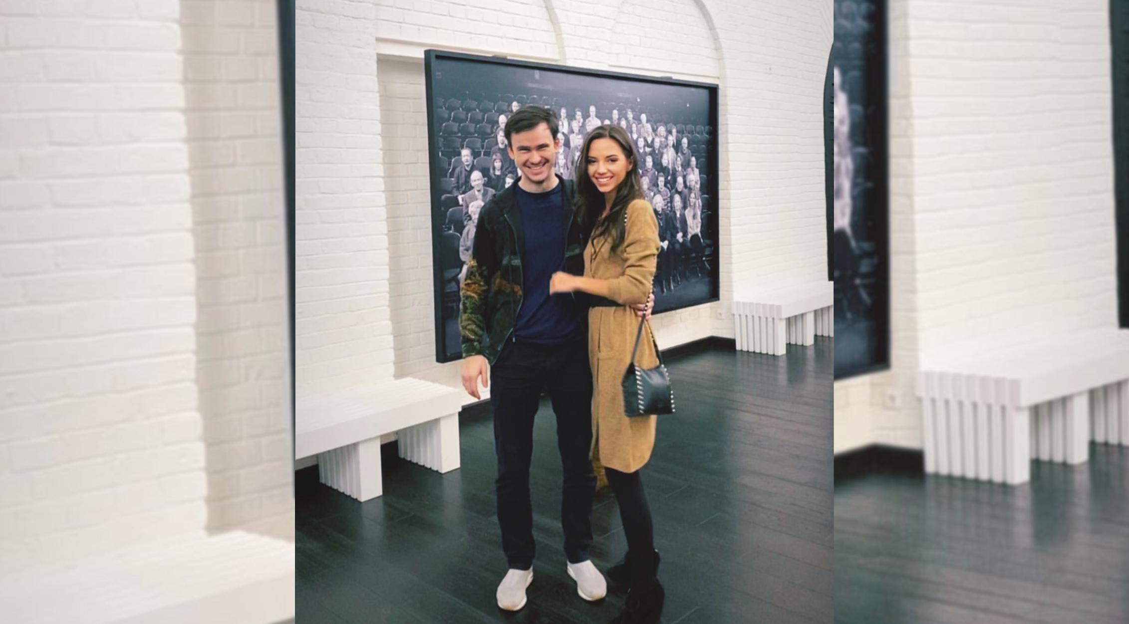 Даша Фещенко і Тимофій Кузнєцов 2019