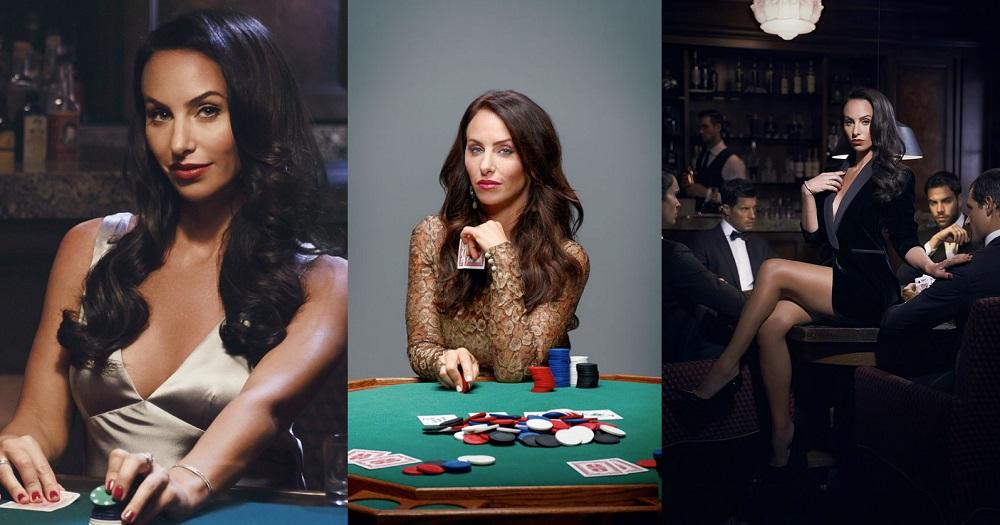 Молли Блум покер
