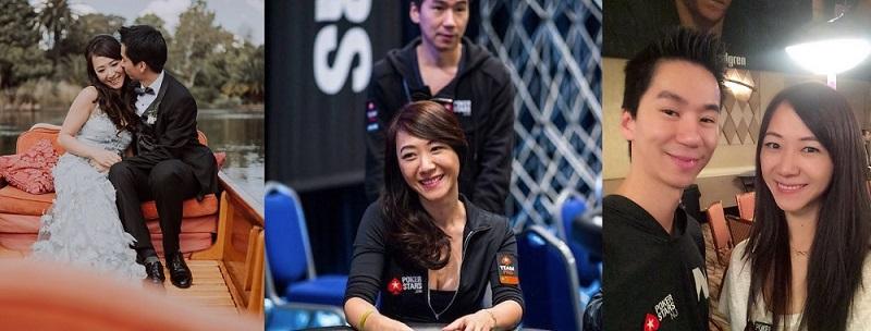 Nanonoko's wife Celina Lin