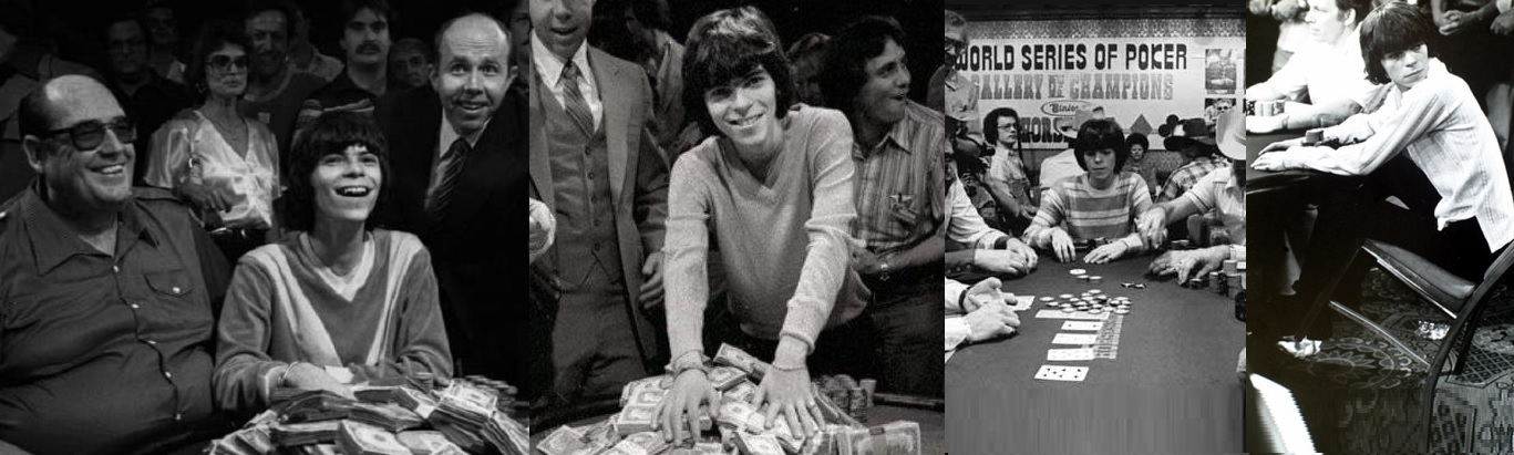 Stu Ungar in his youth