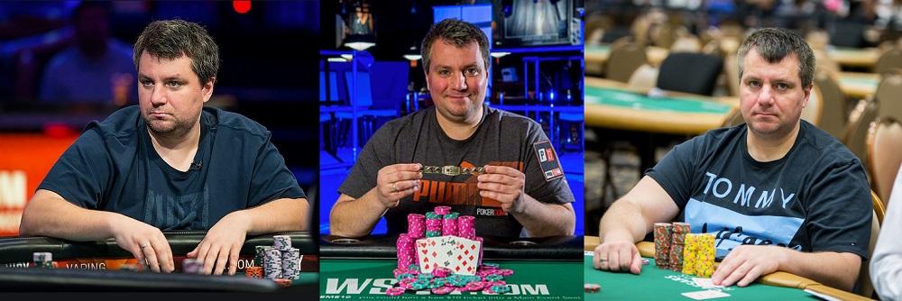 Andrey Zaichenko poker player