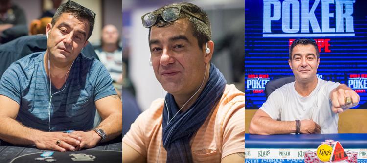 Хосейн Енсан покер