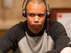 Phil Ivey's biography