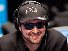 Phil Hellmuth's biography