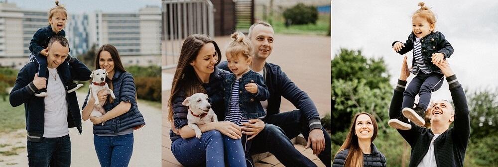 Mikhail Semin's family