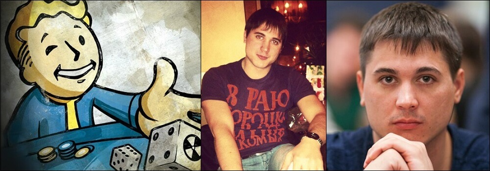 Артем Веженков покер