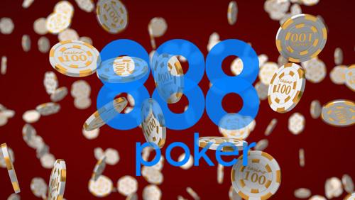 миллион долларов в Blast в покер руме 888 Poker