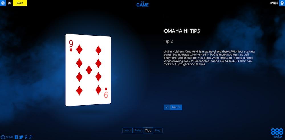 Советы Omaha Hi