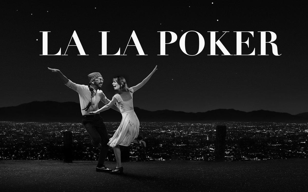 La la poker