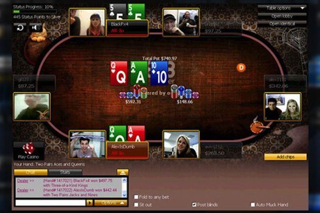PokerCam 888Poker