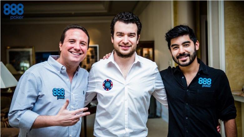 Команда профессионалов 888poker