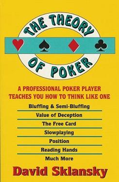 Девід Скланскі «Теорія покеру»