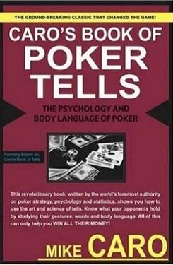 Майк Каро «Язык жестов в покере»