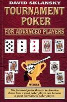 Дэвид Склански «Турнирный покер для продвинутых игроков»