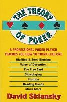 Дэвид Склански «Теория покера»