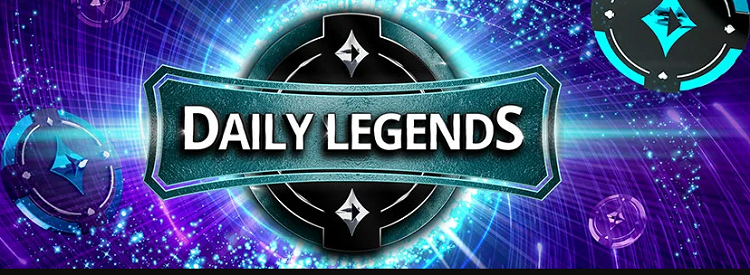 Daily Legens at Partypoker