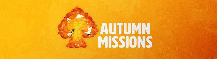 Autumn Missions at Best Poker