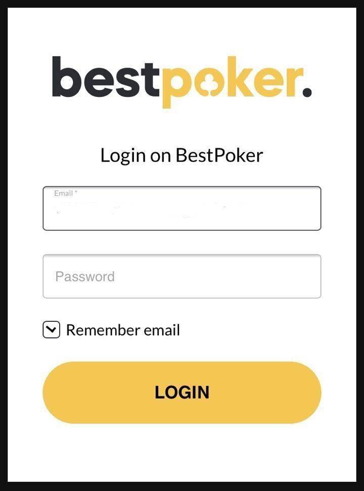 Best Poker на iPhone