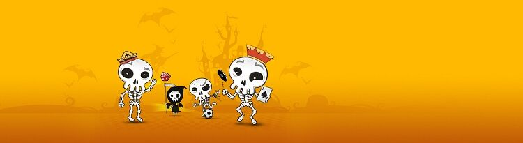 Trick or Treat на 888poker