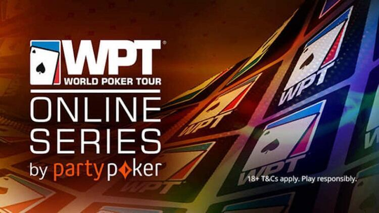 WPT Online results in numbers