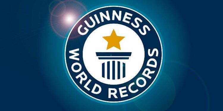 GGPoker entered the Guinness Book of Records