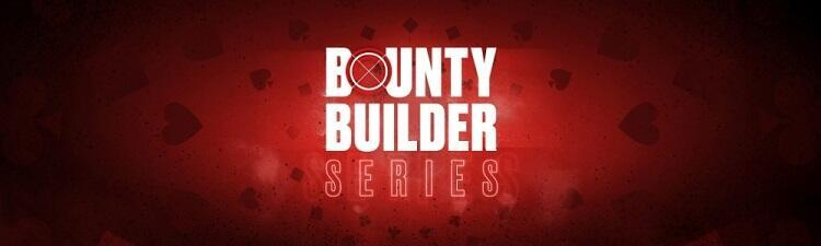A série Bounty Builder na PokerStars
