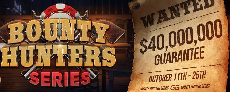 A Bounty Hunters na GGPoker