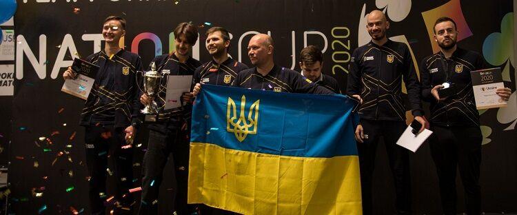 Сборная Украины по матч-покеру