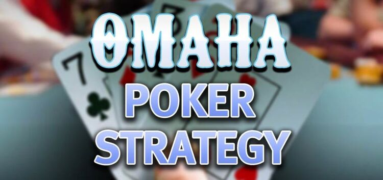 PLO game strategy