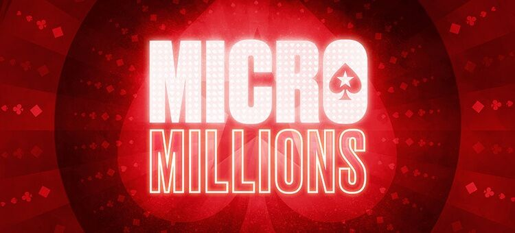 MicroMillions on PokerStars