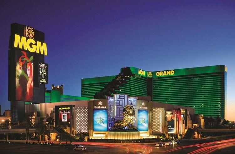Казино MGM Grand разыграет 120 000$ невыплаченных джекпотов
