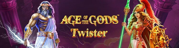 Age of the Gods Twister на BestPoker