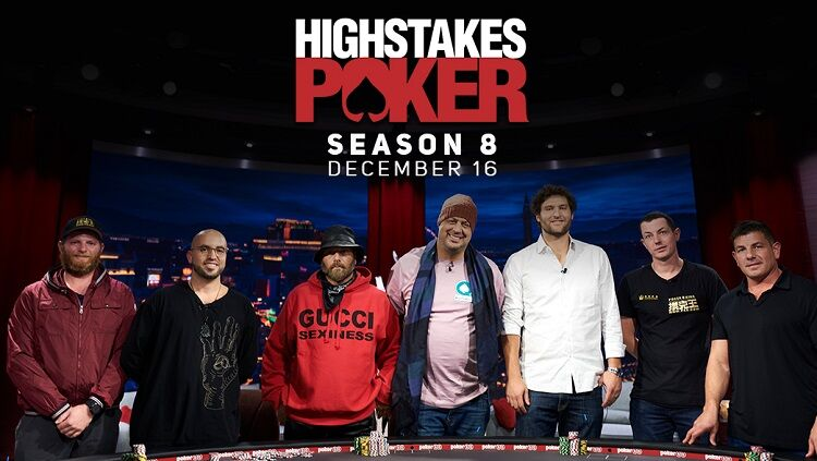 Tom Dwan at High Stakes Poker 2020