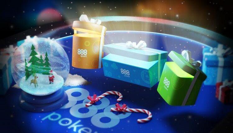 Праздничный бонус за депозит на 888покер