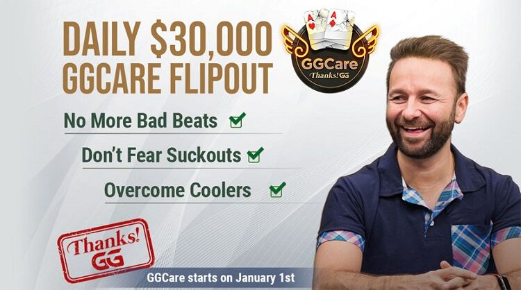 Daily $30 000 Flipout