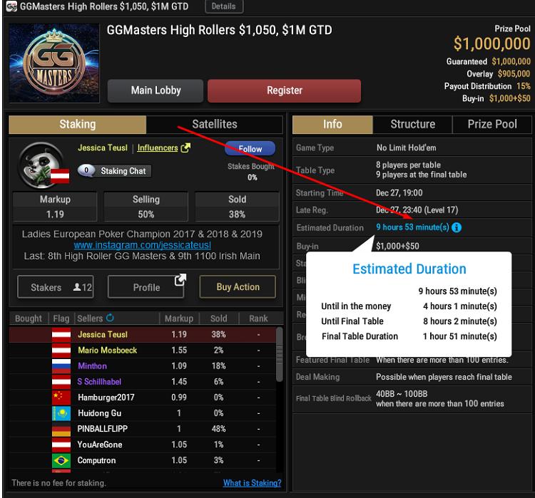 Torneio GGPoker