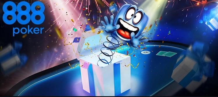 Celebration Freeroll na 888poker