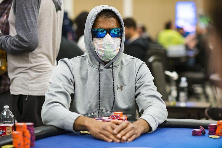 Poker durante a pandemia de coronavírus