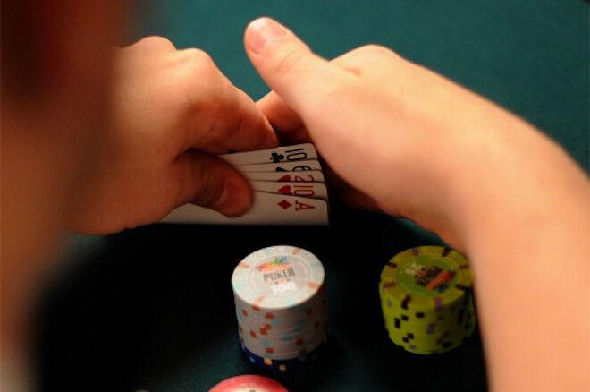 Regras do 5-Card Draw Poker