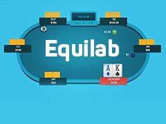 Análises da calculadora de pôquer Equilab