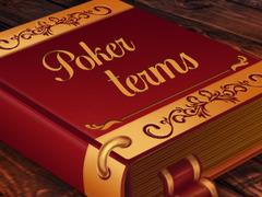 Todos os termos de poker