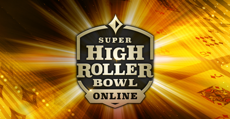Super High Roller Bowl Online 2020